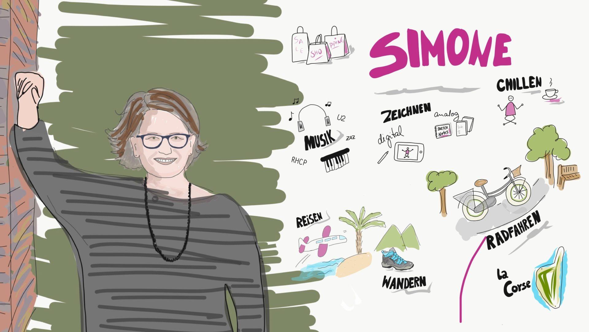 Valentin Geschenk zum Valentinstag by Simone Abelmann