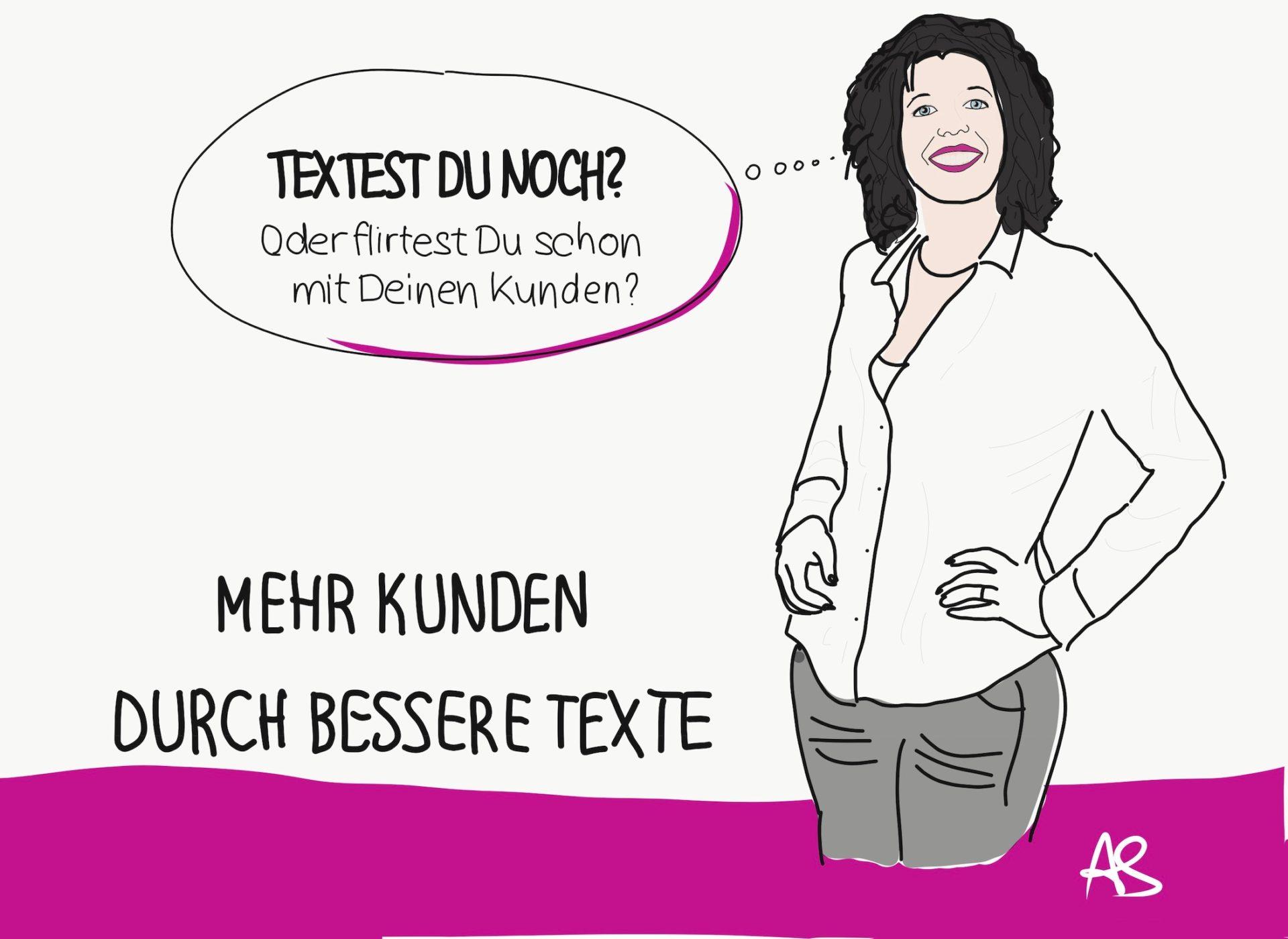 Anja Strassburger Mehr Kunden durch bessere TExte