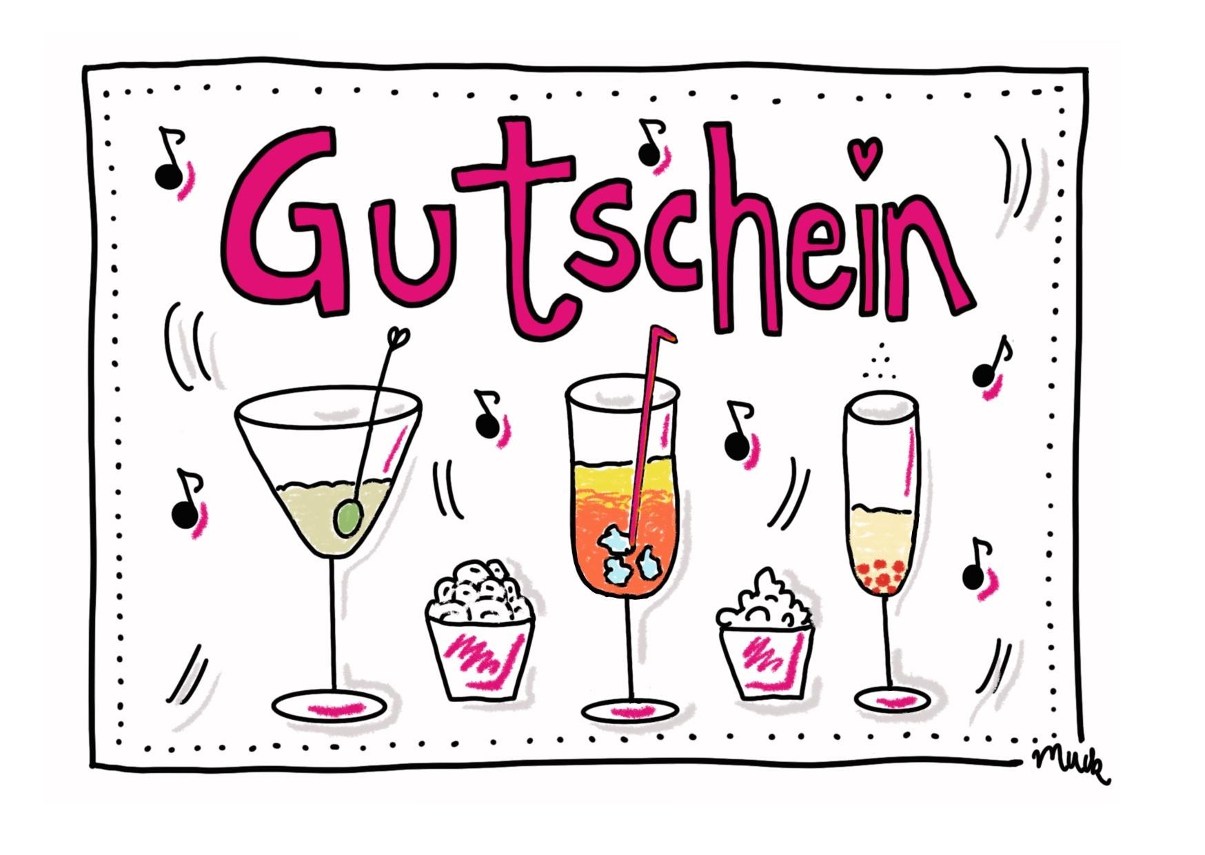 Gutschein - Claudia Weber - Muck's Arts