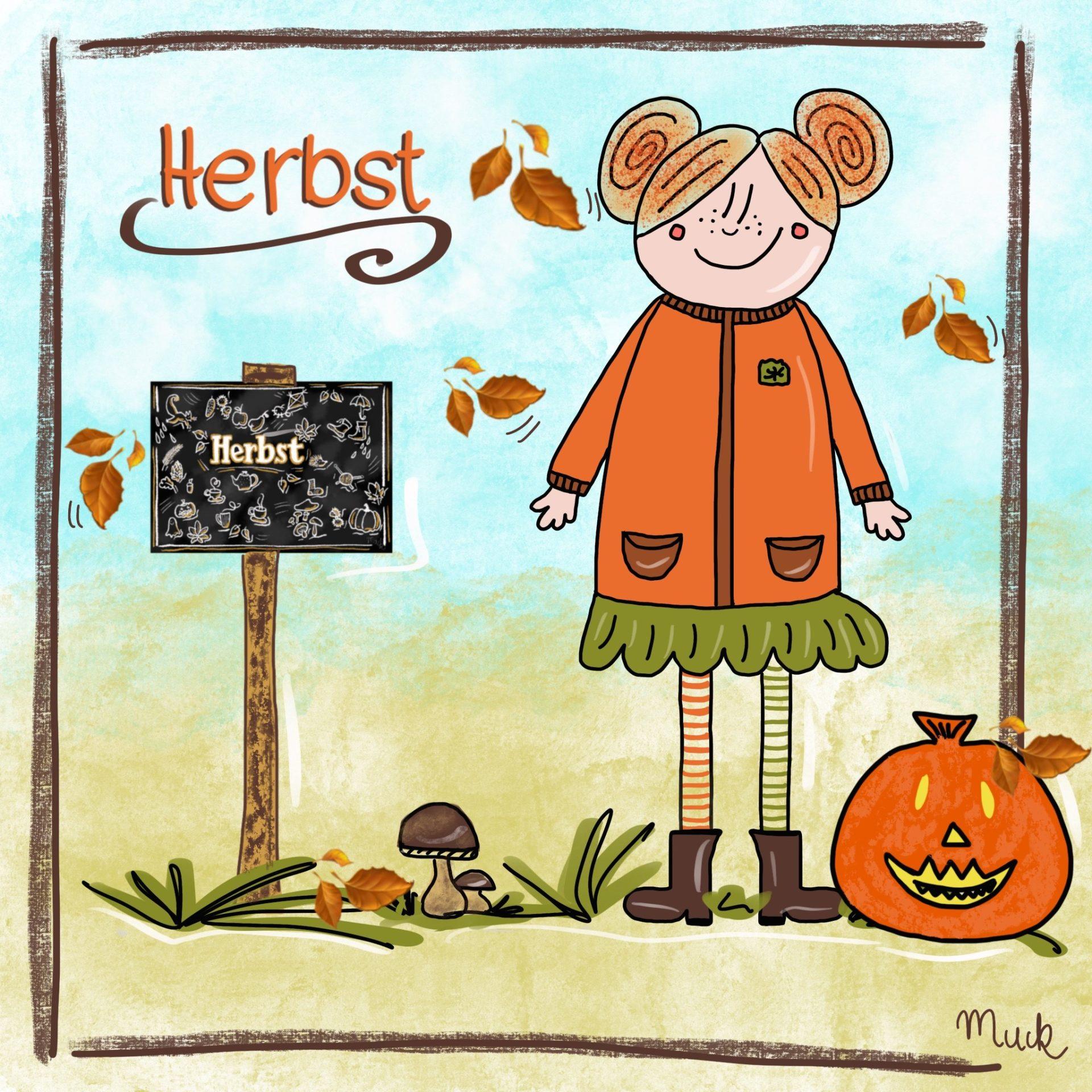 Herbst - Claudia Weber - Muck's Arts