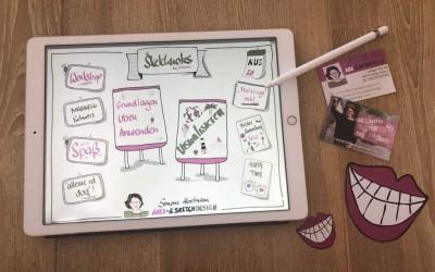 Digital zeichnen am Ipad und anderen Tablets