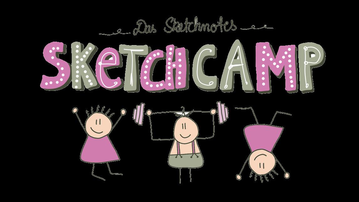 Kostenlosen Sketchcamp – meine Sketchnotes Woche für dich vom 1. – 8.November 2020